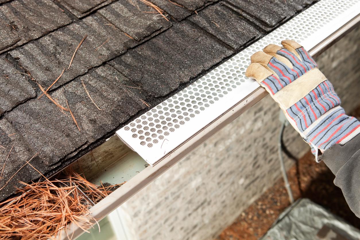 Seamless Rain Gutter Installers